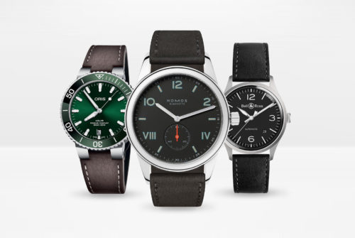 These Are 5 of the Best Men's Watches Under $2,000