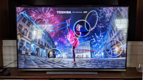 Hands on: Toshiba UL7A review