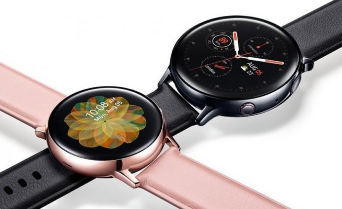 Samsung Galaxy Watch Active 2: New pictures showing off smartwatch surface