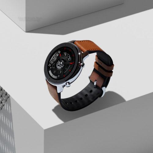 Huami AMAZFIT GTR vs AMAZFIT Stratos smartwatch:specs comparison