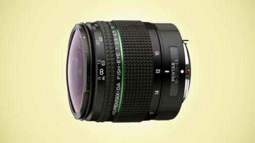 Ricoh Imaging launches HD-Pentax DA Fisheye 10-17mm F3.5-4.5 ED lens