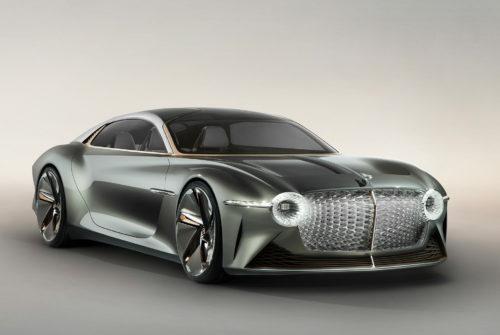 A Bentley Designer Explains How Electrification Shapes the Brand's Future