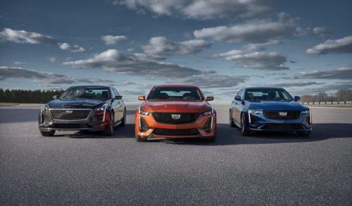 Cadillac CT5-V and CT4-V May Make as Much as 670 HP