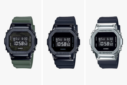 The Iconic G-Shock Look Has Never Been So Affordable in Steel