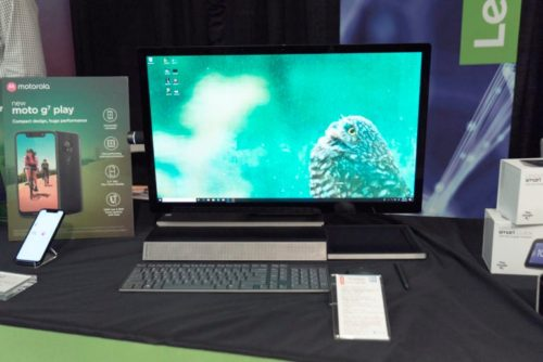 First Impressions: Lenovo Yoga A940 All-In-One Desktop for Creatives