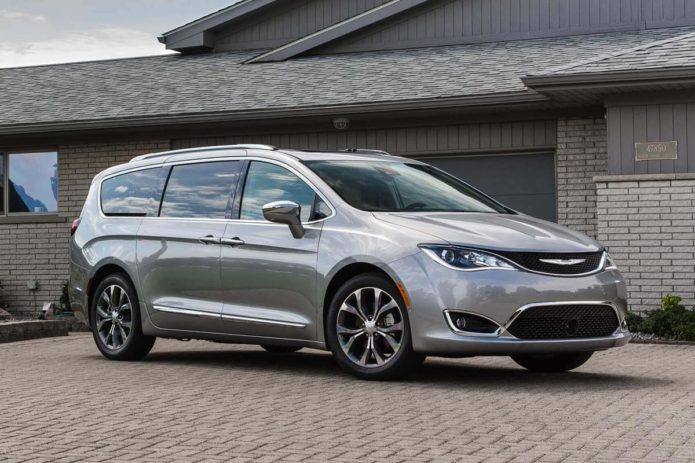 Chrysler-lineup