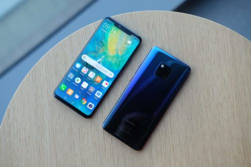 Huawei Mate 30 Pro could trail the Galaxy Note 10's design in a major way