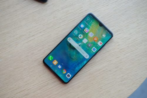 The Huawei Mate 30 may have a very different camera design to the iPhone 11