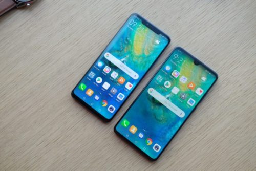 The Huawei Mate 30 Pro may have more curves than you can handle