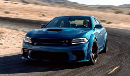 Five Awesome Facts About Dodge's New Charger Hellcat Widebody