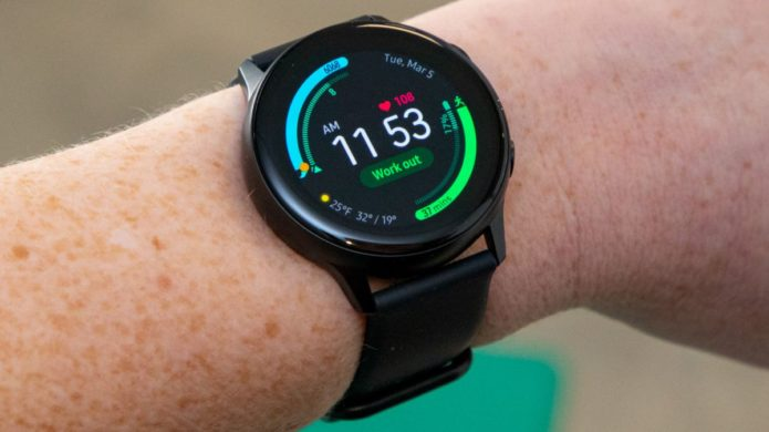 Here's Our Best Look Yet at the Galaxy Watch Active 2 (Plus an Official Release Date)