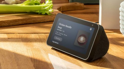 Amazon Echo Show 5 is a compact, affordable smart display (not an alarm clock)