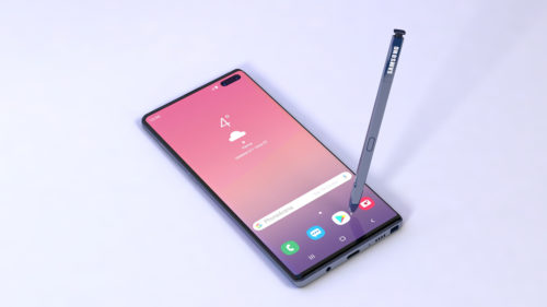 Samsung Galaxy Note 10 tipped to feature ToF sensor