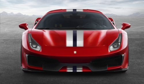 The Ferrari 488 Pista Is the Fastest Car Top Gear Has Ever Tested