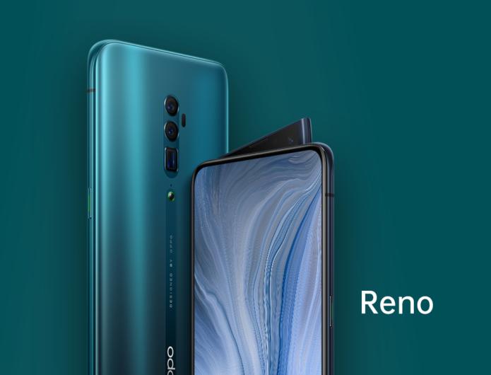 OPPO Reno 10X Zoom vs ASUS ROG Phone 2: 12GB RAM, triple 48MP cameras!