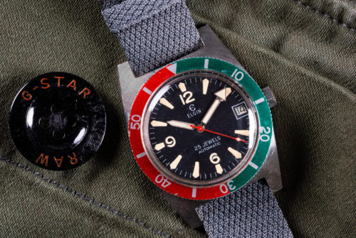 Three Affordable Vintage Dive Watches From Historic American Brands