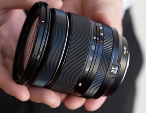 Fujifilm's new XF 16-80mm f/4 R comes with a whopping six stops of stabilization
