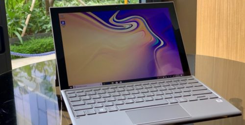 Samsung Galaxy Book S is that mysterious Windows 10 device