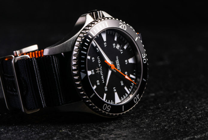This Hamilton Watch Is the First of Its Kind