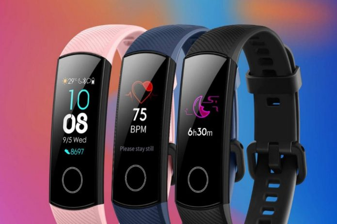 Honor Band 5 given sneak peek - could dish out blood oxygen data before Fitbit