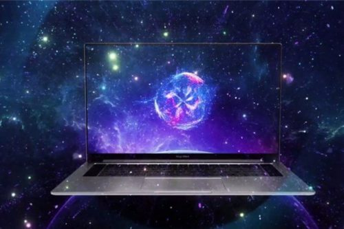 Honor MagicBook Pro teaser highlights full-screen display and improved performance