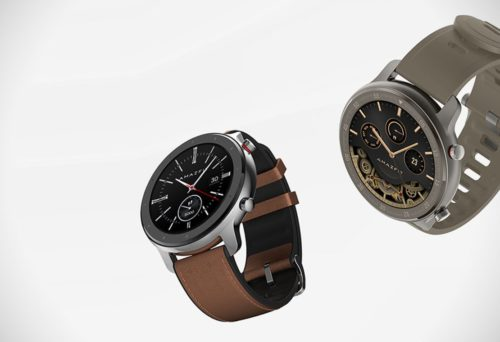 Amazfit GTR VS Apple Watch Series 4: the Amazfit GTR is more practical