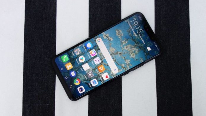 Could this be our first look at the Huawei Mate 30 Lite?