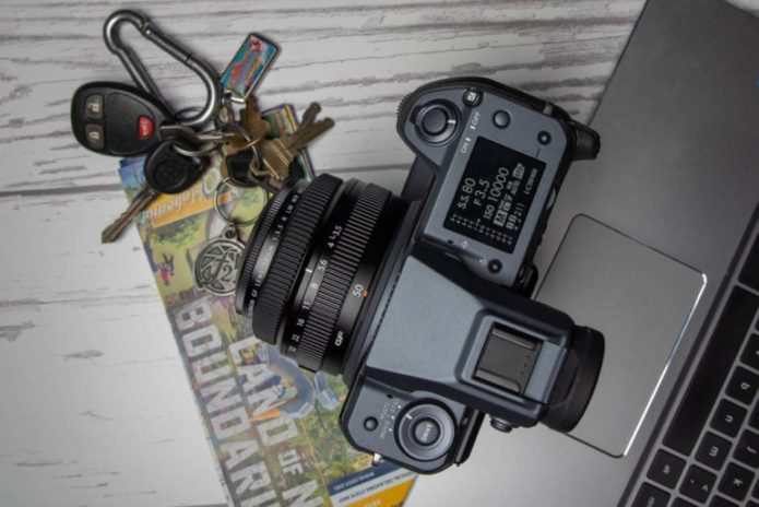 Fujifilm GFX GF50mm F3.5 R LM WR Hands-on Review : First Impressions