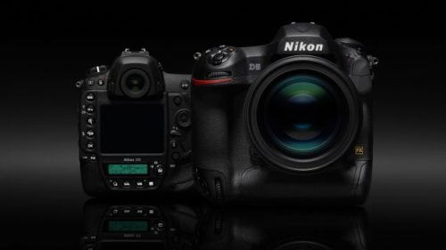 Nikon's D6 flagship sports DSLR could arrive in time for the 2020 Olympics