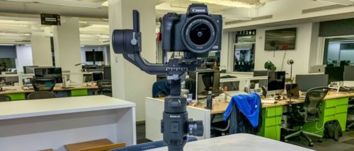 Hands on: DJI Ronin-SC review
