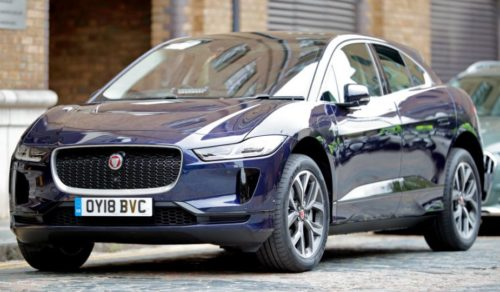 Here's Why the Jaguar I-PACE Won the World Car of the Year Award
