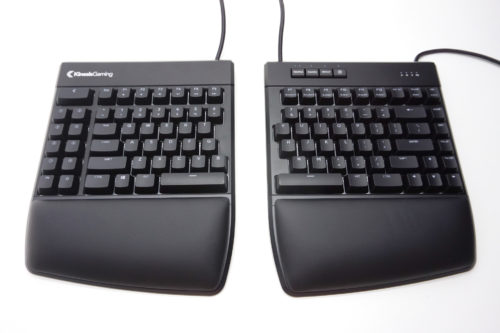 The Kinesis Freestyle Edge RGB Gaming Mechanical Keyboard Review: An Ergonomic Masterpiece