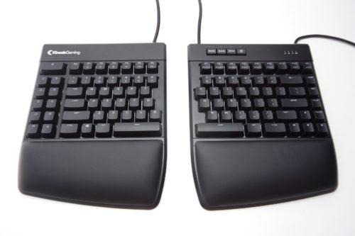 The Kinesis Freestyle Edge RGB Gaming Mechanical Keyboard Review: An Ergonomic Masterpiece