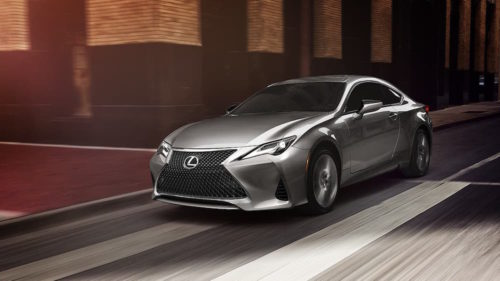 2019 Lexus RC 350 review