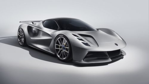 Lotus Evija: Lotus's first electric hypercar released