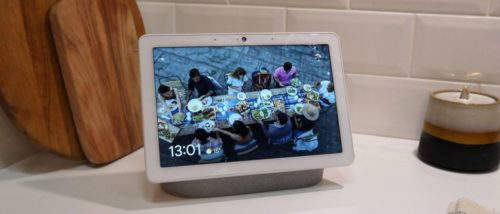 Hands on: Google Nest Hub Max review