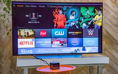 Amazon Fire TV Cube vs. Fire TV Stick vs. Fire TV Stick 4K: What Should You Buy?