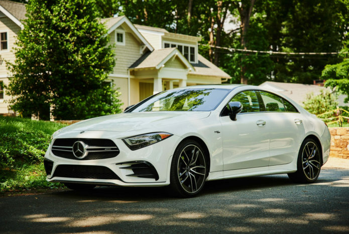 2019 Mercedes-AMG CLS53 Review: Here's How You Make a Jack-Of-All-Trades
