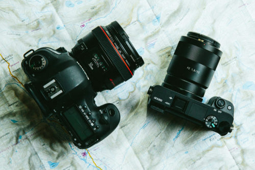 In the Mirrorless Age, Here's an Argument for a DSLR