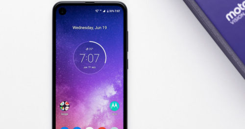 Motorola One Macro tipped as yet another Android One smartphone from the brand