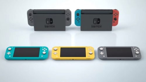 Nintendo Switch Lite vs Nintendo Switch: The smaller the better?