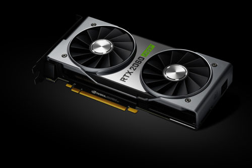 Nvidia Super graphics cards look to thwart AMD comeback