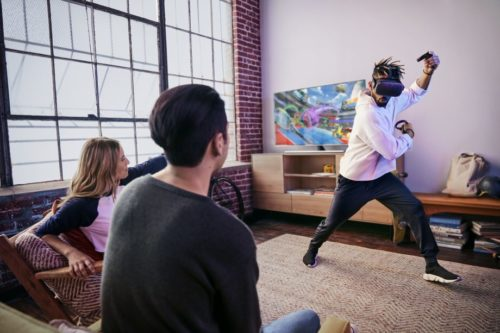 The Oculus Quest and Rift S just got a couple of key updates