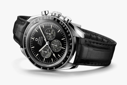This New Omega Speedmaster Uses a Revived Movement Not Seen in 50 Years