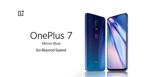 OnePlus 7 Mirror Blue variant to go on sale starting July 15th