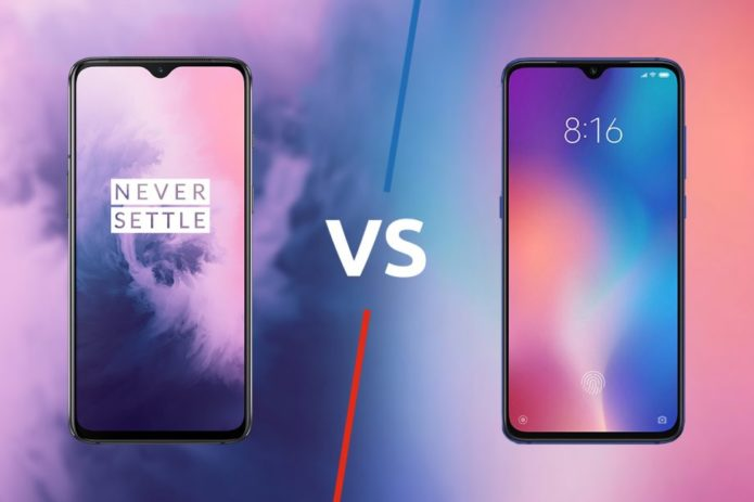 OnePlus 7 vs Xiaomi Mi 9: Where best to spend your £500