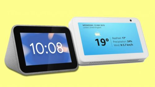 Amazon Echo Show 5 vs Lenovo Smart Clock: which is better in the bedroom?