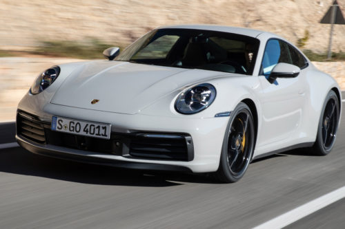 2020 Porsche Carrera will be the cornerstone of the new 911 family