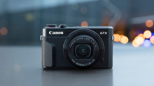 Canon G7X III First Look