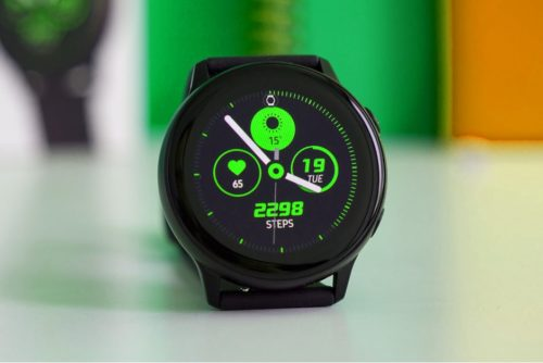Samsung Galaxy Watch Active 2 has passed the FCC certification support 4GB ROM